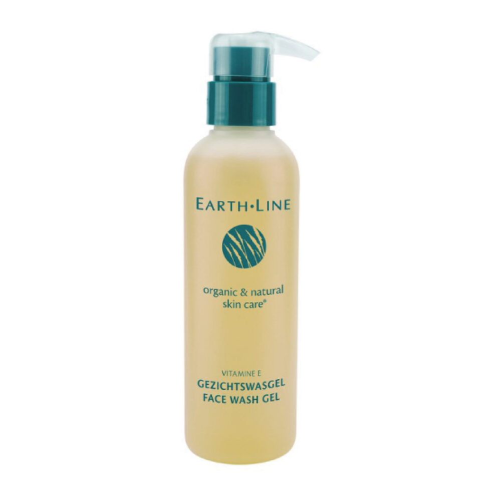 Gel Limpiador cara Earth Line - 200ml