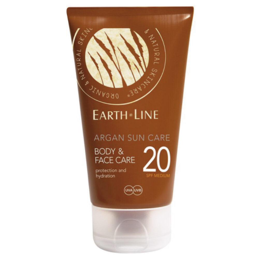 Crema cuerpo y cara Earth Line
