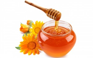 Miel para eliminar la fiebre del heno