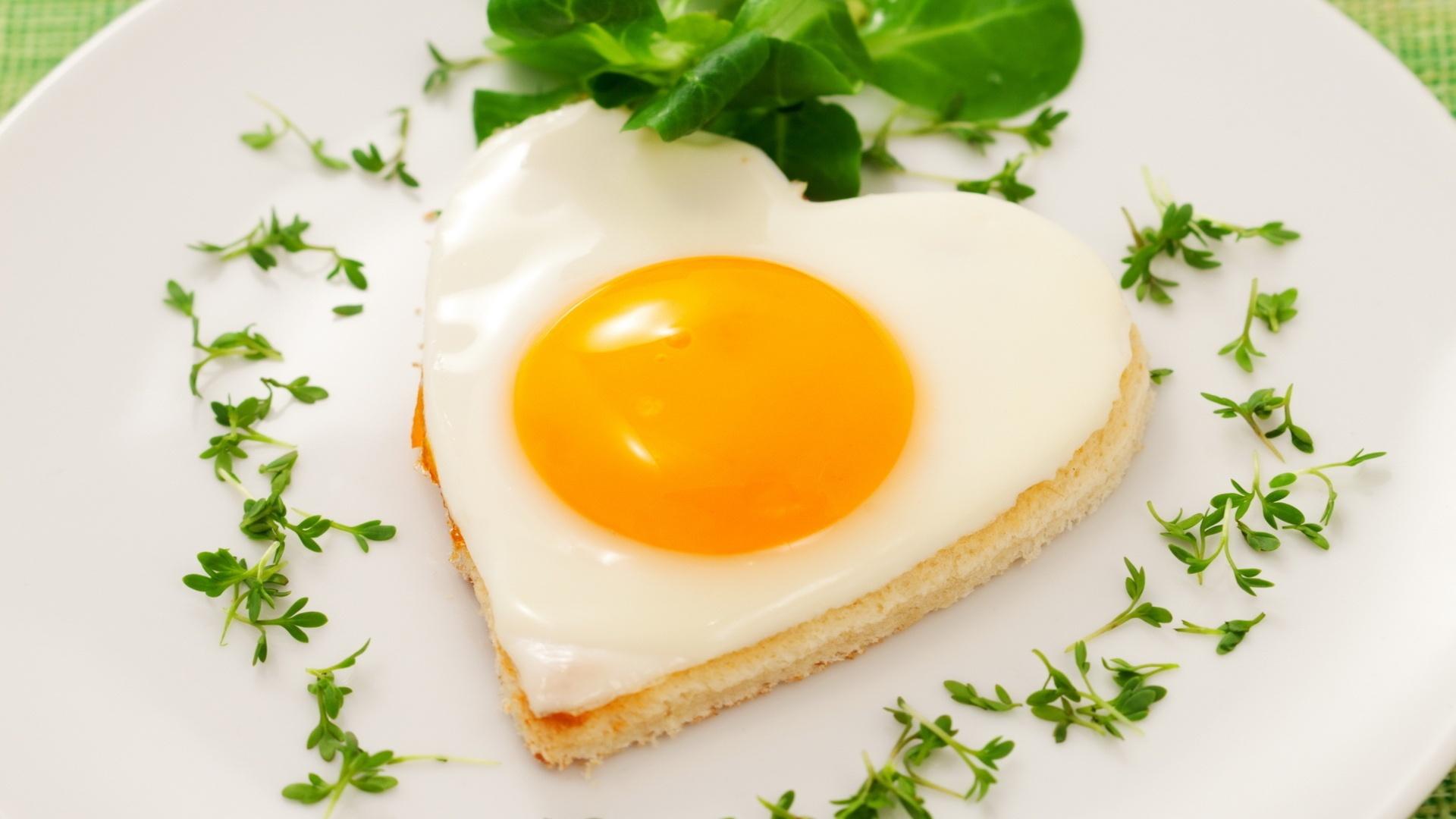 Desayuno huevos para adelgazar