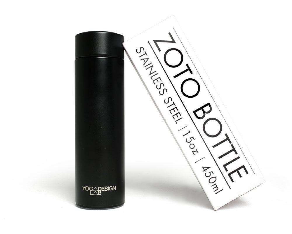 Botella de agua de aluminio ZOTO 450ML