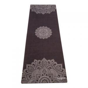Esterilla Yoga Mandala Black