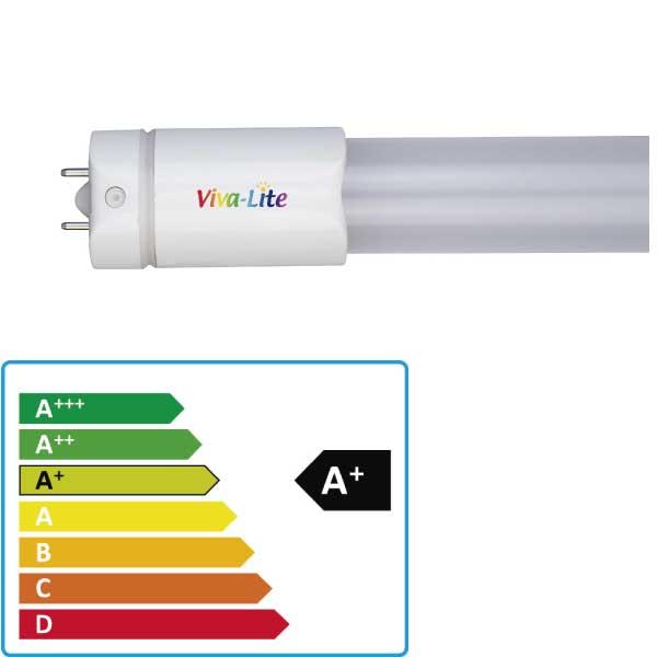 Tubos fluorescentes led viva lite t8 natural power tech - Tubos fluorescentes de led ...