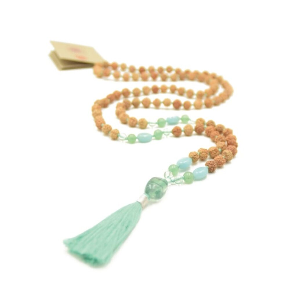Collar Green Spirit Mala - 2