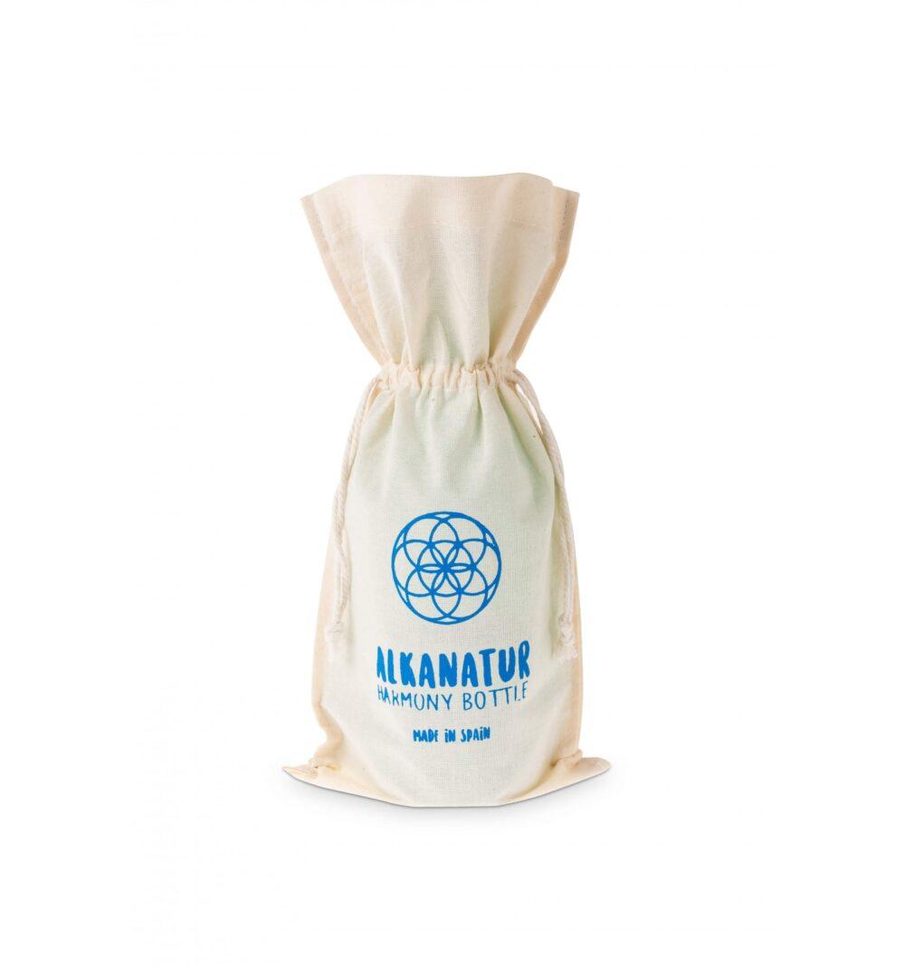 Botella 100% cristal reciclado Harmony Water 1
