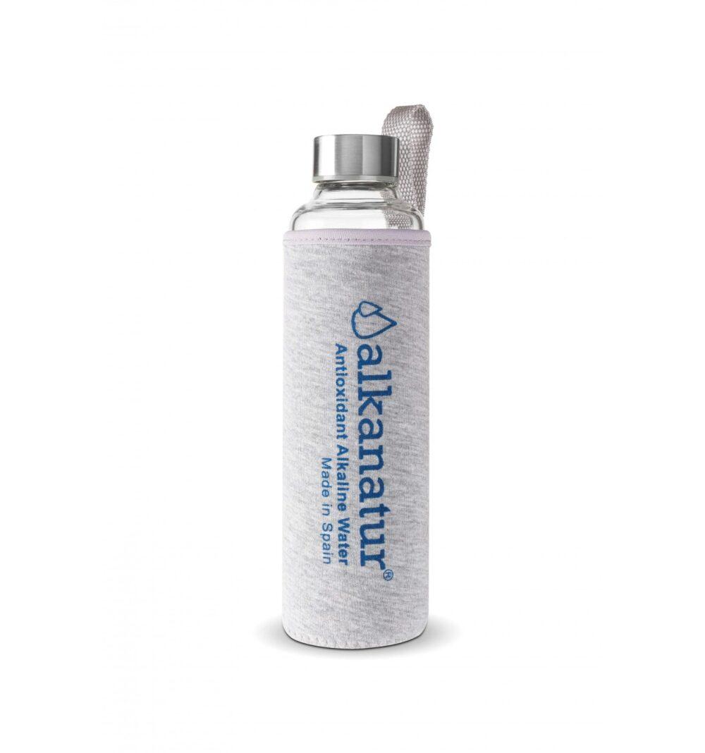 Botella de cristal borosilicato 500ml
